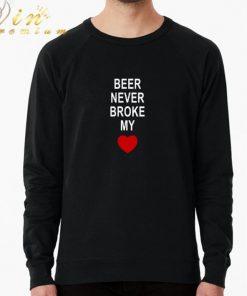 Official Beer never broke my heart shirt 2 1 247x296 - Official Beer never broke my heart shirt