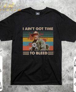 Official Blain Predator I ain t got time to bleed vintage shirt 1 2 1 247x296 - Official Blain Predator I ain't got time to bleed vintage shirt