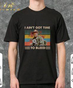 Official Blain Predator I ain t got time to bleed vintage shirt 2 2 1 247x296 - Official Blain Predator I ain't got time to bleed vintage shirt