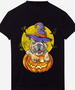 Official Bulldog Halloween Hat Witch Funny shirt 1 1 247x296 - Official Bulldog Halloween Hat Witch Funny shirt