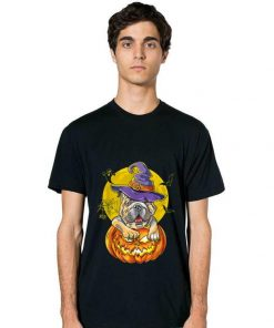 Official Bulldog Halloween Hat Witch Funny shirt 2 1 247x296 - Official Bulldog Halloween Hat Witch Funny shirt