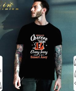 Official Cincinnati Bengals queen classy sassy and a bit smart assy shirt 2 1 247x296 - Official Cincinnati Bengals queen classy sassy and a bit smart assy shirt