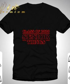 Official Class of 2020 Senior Things Stranger Things shirt 1 1 247x296 - Official Class of 2020 Senior Things Stranger Things shirt
