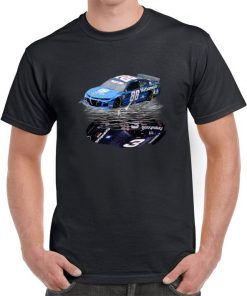 Official Dale Earnhardt Jr car water mirror reflection shadow shirt 2 2 1 247x296 - Official Dale Earnhardt Jr. car water mirror reflection shadow shirt