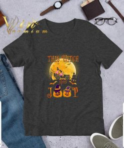 Official Flamingos this witch loves Jeep Halloween shirt 1 1 247x296 - Official Flamingos this witch loves Jeep Halloween shirt