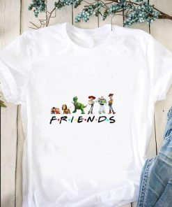 Official Friends Toy Story 4 characters shirt 1 1 247x296 - Official Friends Toy Story 4 characters shirt
