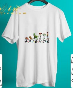 Official Friends Toy Story 4 characters shirt 2 1 247x296 - Official Friends Toy Story 4 characters shirt