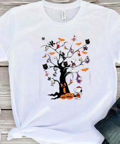 Official Halloween Snoopy Woodstock owl bats ghost Boo on the tree shirt 1 1 247x296 - Official Halloween Snoopy Woodstock owl bats ghost Boo on the tree shirt