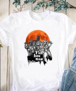 Official I am Iron Man sunset halloween shirt 1 1 247x296 - Official I am Iron Man sunset halloween shirt