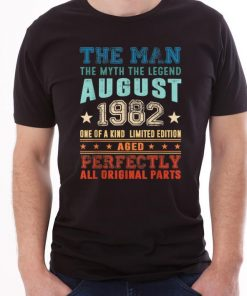Official Legend August 1982 Retro Vintage 37th Birthday shirt 1 1 247x296 - Official Legend August 1982 Retro Vintage 37th Birthday shirt