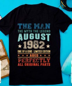 Official Legend August 1982 Retro Vintage 37th Birthday shirt 2 1 247x296 - Official Legend August 1982 Retro Vintage 37th Birthday shirt