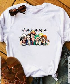 Official Nakama One Piece characters Friends shirt 1 1 247x296 - Official Nakama One Piece characters Friends shirt