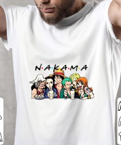 Official Nakama One Piece characters Friends shirt 2 1 247x296 - Official Nakama One Piece characters Friends shirt