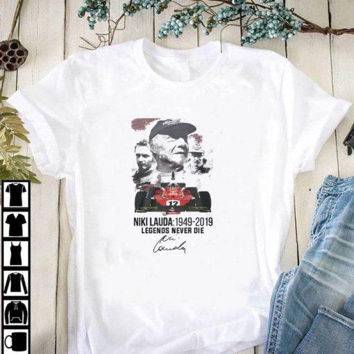 Official Niki Lauda 1949 2019 Legends Never Die Signature shirt 1 1 510x510 - Official Niki Lauda 1949-2019 Legends Never Die Signature shirt