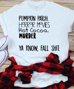 Official Pumpkin Patch Watch Horror Movie Halloween shirt 1 1 247x296 - Official Pumpkin Patch Watch Horror Movie Halloween shirt