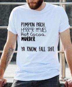 Official Pumpkin Patch Watch Horror Movie Halloween shirt 2 1 247x296 - Official Pumpkin Patch Watch Horror Movie Halloween shirt