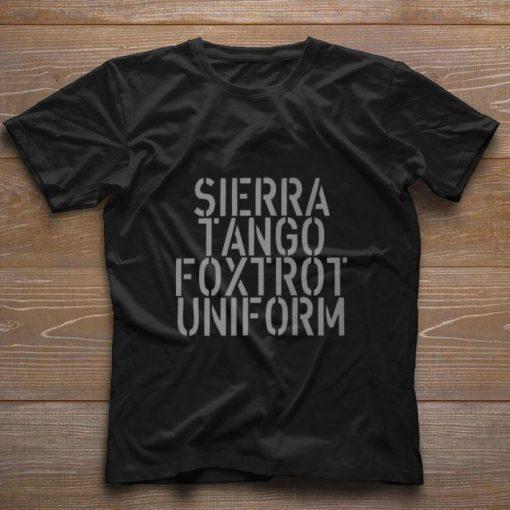 Official Sierra Tango Foxtrot Uniform shirt 1 1 510x510 - Official Sierra Tango Foxtrot Uniform shirt