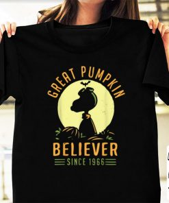 Official Snoopy Great Pumpkin Halloween Believer Since 1966 shirt 1 1 247x296 - Official Snoopy Great Pumpkin Halloween Believer Since 1966 shirt