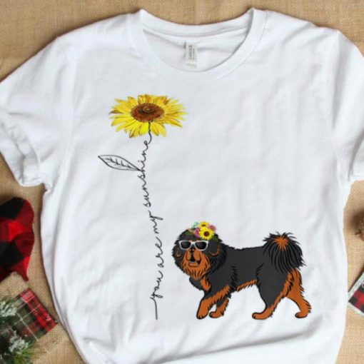 Official Sunflower You Are My Sunshine Tibetan Mastiff shirt 1 1 510x510 - Official Sunflower You Are My Sunshine Tibetan Mastiff shirt