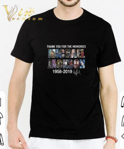 Official Thank you for the memories Michael Jackson 1958 2019 signature shirt 2 1 247x296 - Official Thank you for the memories Michael Jackson 1958-2019 signature shirt