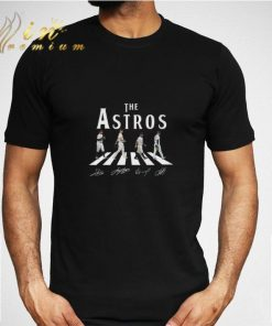 Official The Astros Houston Astros Abbey Road signatures shirt 2 1 247x296 - Official The Astros Houston Astros Abbey Road signatures shirt