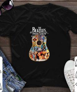 Official The Beatles guitar 1960 2020 signatures shirt 1 1 247x296 - Official The Beatles guitar 1960 2020 signatures shirt