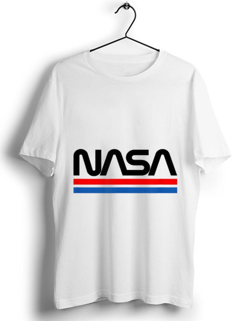 Official The Official NASA Worm Logo shirt