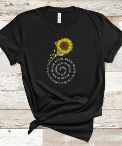 Official Whisper word of wisdom let it be Sunflower shirt 1 1 247x296 - Official Whisper word of wisdom let it be Sunflower shirt