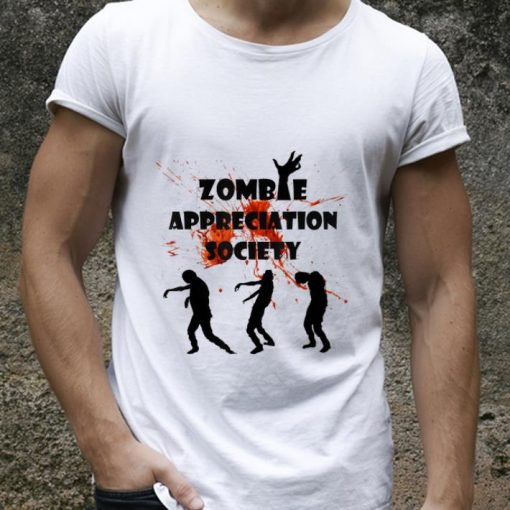 Official Zombie Appreciation Society Halloween shirt 2 1 510x510 - Official Zombie Appreciation Society Halloween shirt