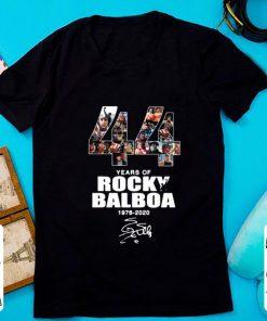 Original 44 Years Of Rocky Balboa 1976 2020 signature shirt 1 1 247x296 - Original 44 Years Of Rocky Balboa 1976-2020 signature shirt