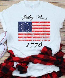 Original Betsy Ross Flag 1776 Vintage Revolutionary shirt 1 1 247x296 - Original Betsy Ross Flag 1776 Vintage Revolutionary shirt