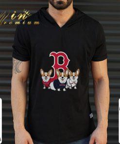 Original Corgis Boston Red Sox shirt 2 1 247x296 - Original Corgis Boston Red Sox shirt