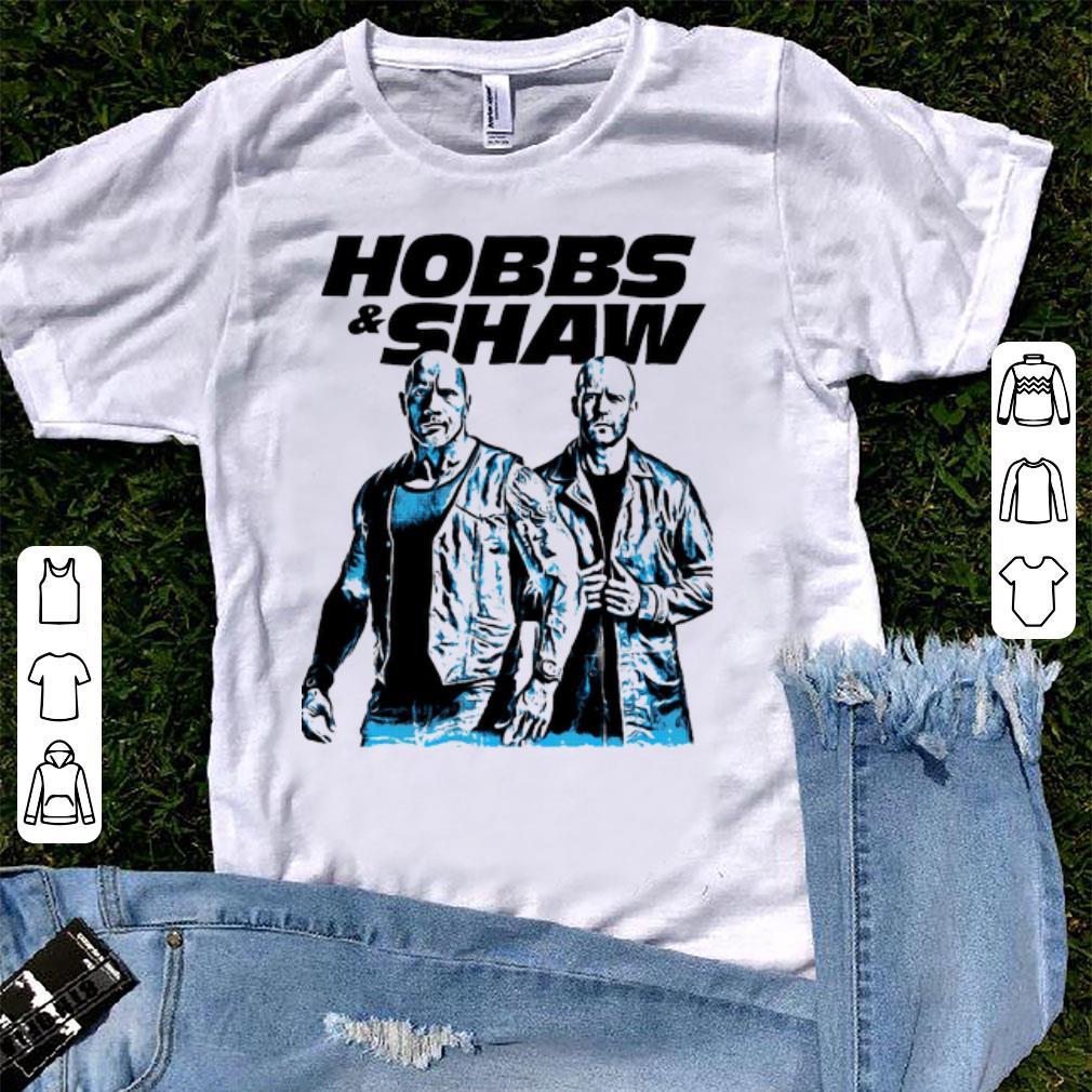Original Fast & Furious 9 Hobbs & Shaw shirt