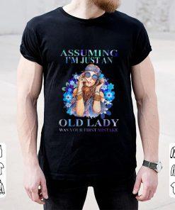 Original Hippie Girl Assuming I m Just An Old Lady Was Your First Mistake shirt 2 1 247x296 - Original Hippie Girl Assuming I'm Just An Old Lady Was Your First Mistake shirt