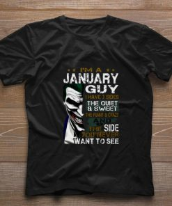 Original I m a january guy i have 3 sides the quiet sweet the funny Joker shirt 1 1 247x296 - Original I'm a january guy i have 3 sides the quiet sweet the funny Joker shirt