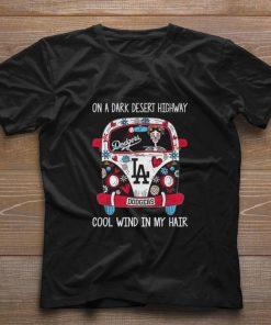 Original LA Dodgers On a dark desert highway cool wind in my hair shirt 1 1 247x296 - Original LA Dodgers On a dark desert highway cool wind in my hair shirt