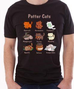 Original Potter Cats Harry Potter And Cat Cat Lovers shirt 1 1 247x296 - Original Potter Cats Harry Potter And Cat - Cat Lovers shirt