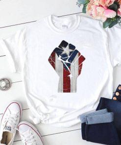 Original Puerto Rico Resiste Boricua Flag punch shirt 1 1 247x296 - Original Puerto Rico Resiste Boricua Flag punch shirt