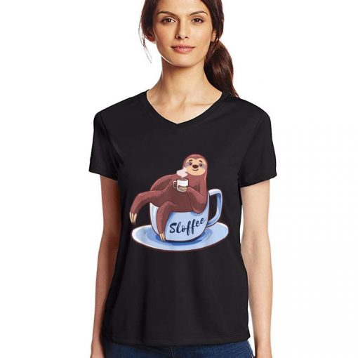 Original Sloffee Sloth Lying On A Cup Of Coffee Sloffee Meme shirt 3 1 510x510 - Original Sloffee Sloth Lying On A Cup Of Coffee Sloffee Meme shirt