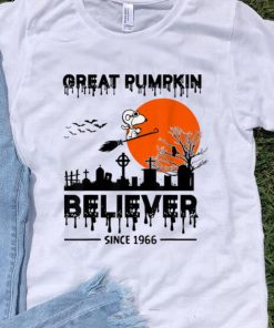 Original Snoopy Great Pumpkin Believer Since 1966 Halloween shirt 1 1 247x296 - Original Snoopy Great Pumpkin Believer Since 1966 Halloween shirt