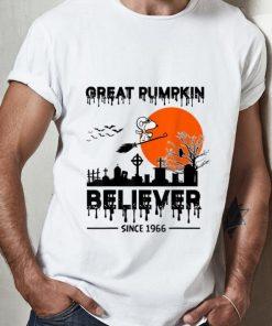 Original Snoopy Great Pumpkin Believer Since 1966 Halloween shirt 2 1 247x296 - Original Snoopy Great Pumpkin Believer Since 1966 Halloween shirt
