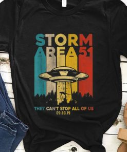 Original Storm Area 51 Vintage UFO They Can t Stop All Of Us Alien shirt 1 1 247x296 - Original Storm Area 51 Vintage UFO They Can't Stop All Of Us Alien shirt