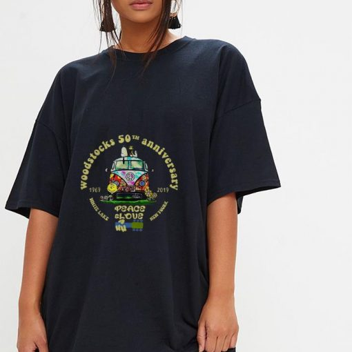 Original Woodstock 50th Anniversary Peace Bus Snoopy and Charlie Brown White lake New york shirt 3 1 510x510 - Original Woodstock 50th Anniversary Peace Bus Snoopy and Charlie Brown White lake New york shirt