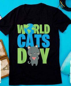 Original World Cats Day Katzen Geschenk Cats Lover shirt 2 1 247x296 - Original World Cats Day Katzen Geschenk Cats Lover shirt
