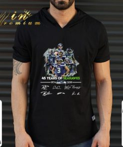 Premium 45 years of Seattle Seahawks 1974 2019 signatures shirt 2 1 247x296 - Premium 45 years of Seattle Seahawks 1974-2019 signatures shirt