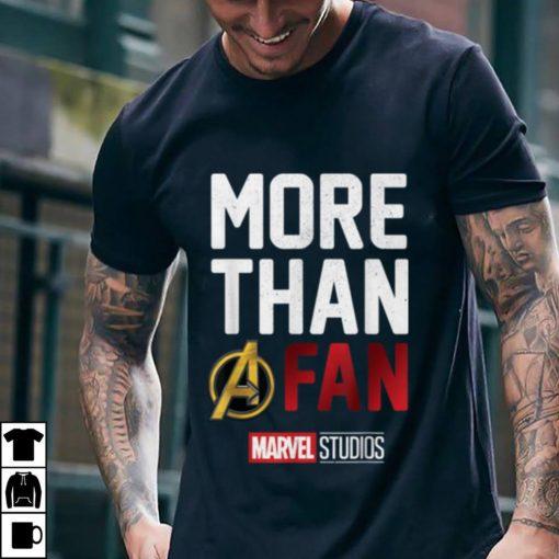 Premium Avengers More Than A Fan Marvel Studio shirt 2 1 510x510 - Premium Avengers More Than A Fan Marvel Studio shirt