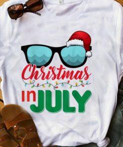 Premium Christmas in July Santa Hat Sunglasses Summer shirt 1 1 247x296 - Premium Christmas in July Santa Hat Sunglasses Summer shirt
