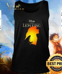 Premium Disney The Lion King Simba sunset shirt 2 1 247x296 - Premium Disney The Lion King Simba sunset shirt