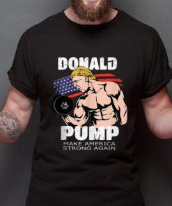 Premium Donald Pump Make America Strong Again shirt 2 1 247x296 - Premium Donald Pump Make America Strong Again shirt