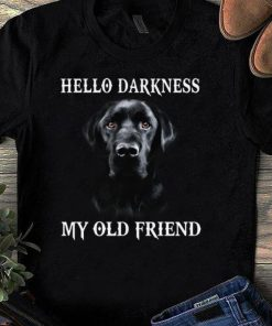 Premium Hello Darkness My Old Friend Dog Lover shirt 1 1 247x296 - Premium Hello Darkness My Old Friend Dog Lover shirt